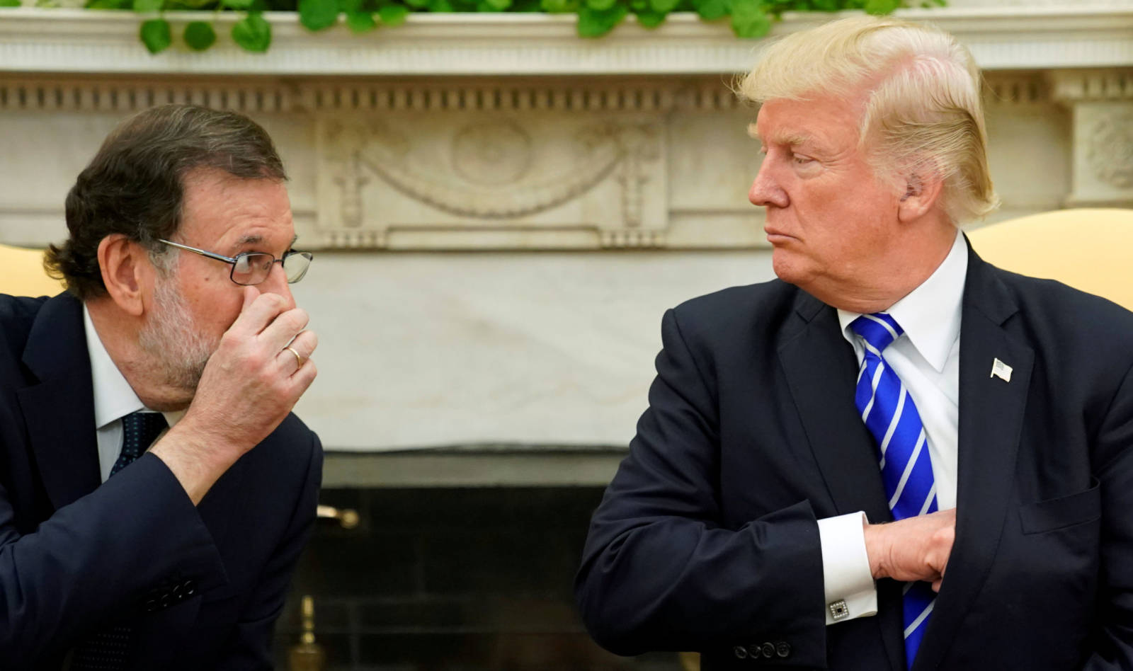 Washington y Berlín respaldan a España... ¿a qué precio?