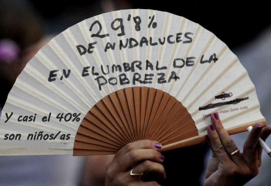 Andalucía no ríe, llora