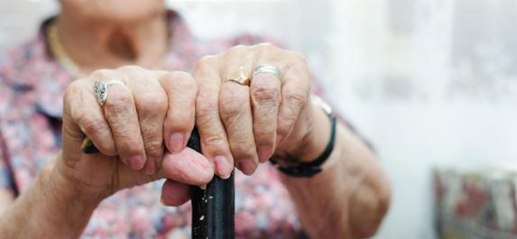 Las pensiones en Cataluña por debajo de la media