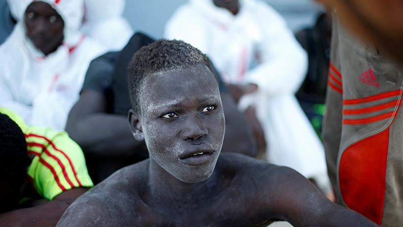 Libia: esclavitud, ignominia e hipocresía occidental