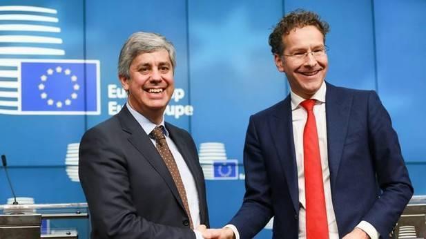 El ministro portugués de Finanzas elegido presidente del Eurogrupo