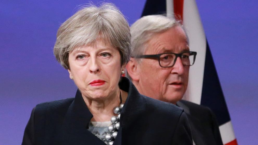 Brexit: Bruselas y Londres llegan a un primer acuerdo