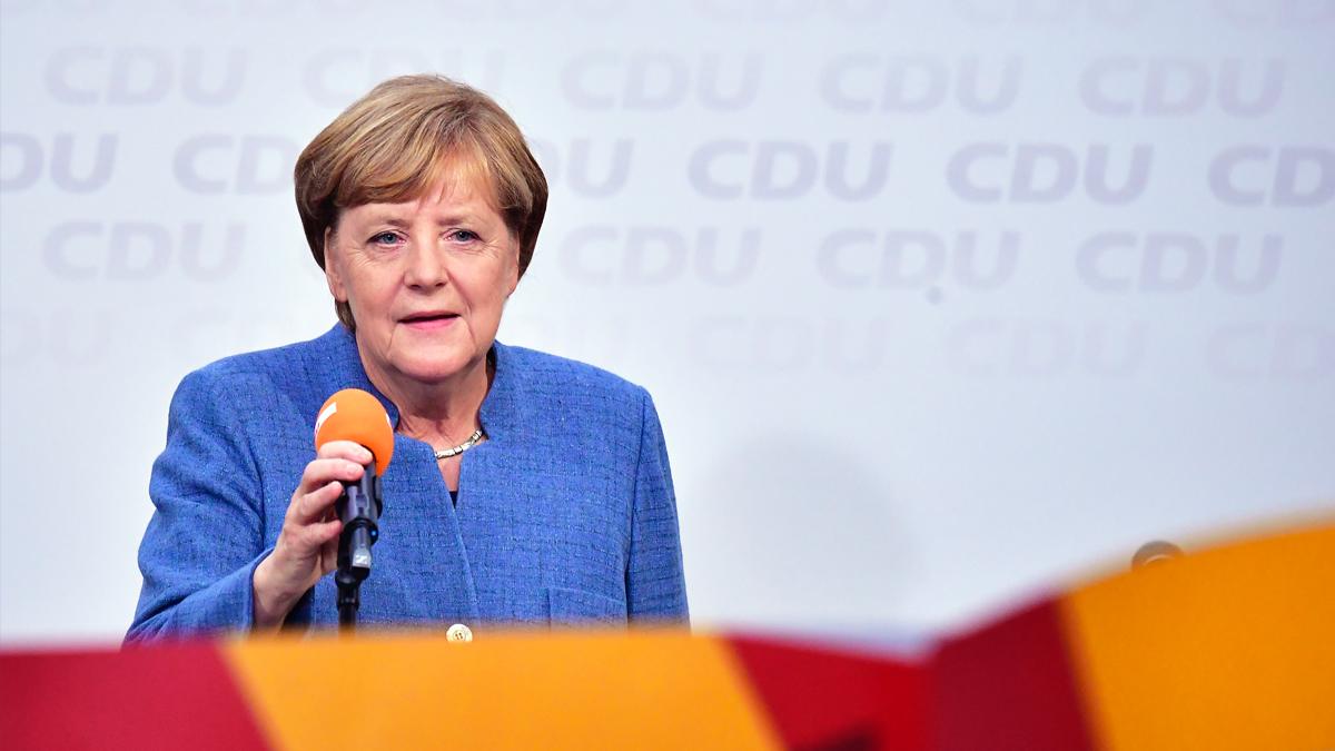 Merkel y los socialdemócratas se acercan para formar gobierno