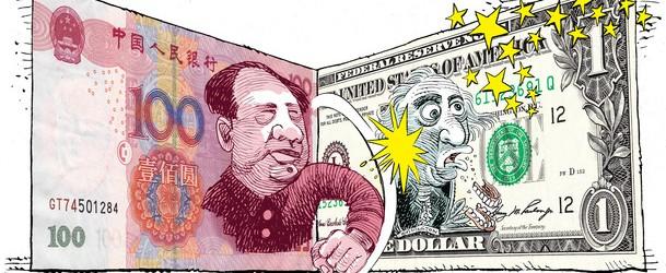 China da pasos firmes en su desafío al dólar