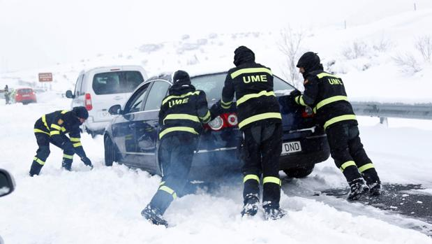 Autopistas de peaje: como para no quedarse helado