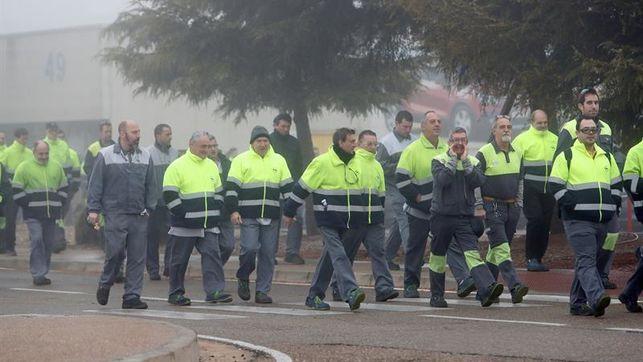 Conflicto en OPEL: de Figueruelas a París