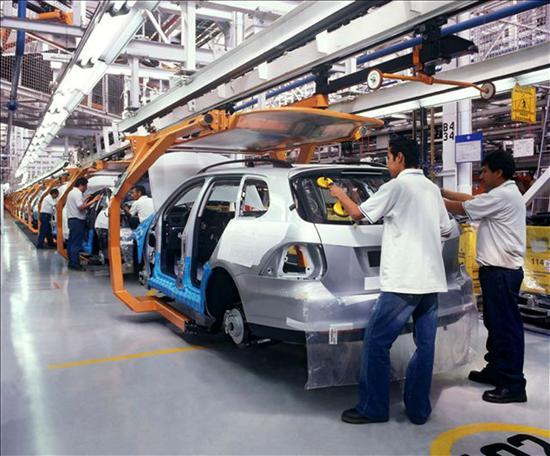 (Efe) La penetración y control del capital extranjero sobre la industria del automóvil en España es absoluto