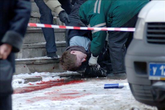 (EFE) el abogado asesinado Stanislav Makelov