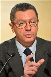Alberto Ruiz Gallardón, alcalde de Madrid (EFE)