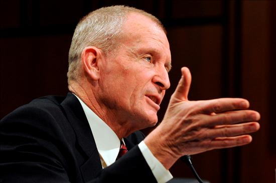 (EFE) El nuevo Director Nacional de Inteligencia , el almirante retirado Dennis Blair