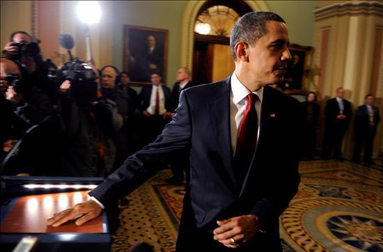 Los primeros movimientos de Obama en el tablero mundial empiezan a dibujar un contorno, aunque todavía sin trazos lo suficientemente nítidos,  sí con rasgos preocupantes