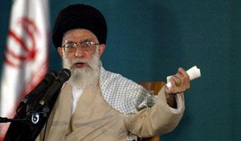 El presidente de Irán, Alí Jamenei. (Foto: TeleSUR)