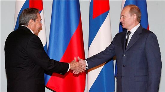 Cuba ha vuelto a poner las relaciones con Rusia en el más alto nivel. EFE