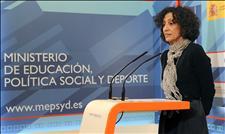 La ministra de Educación, Mercedes Cabrera (Foto: EFE)