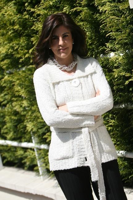 Gloria Lago, presidenta de Galicia Bilingüe