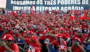 El Movimiento de los Sin Tierra, una de las organizaciones revolucionarias más grandes del mundo. Foto: TeleSUR