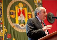 El gobernador del Banco de España, Miguel Fernández Ordóñez. (Foto. EFE)