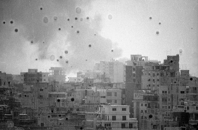 Walid Raad. Con el objetivo mirando a la guerra