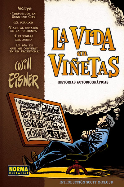 Will Eisner. El corazón del cómic.