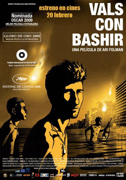"""""""Vals con Bashir"""" llega a las pantallas españolas"""