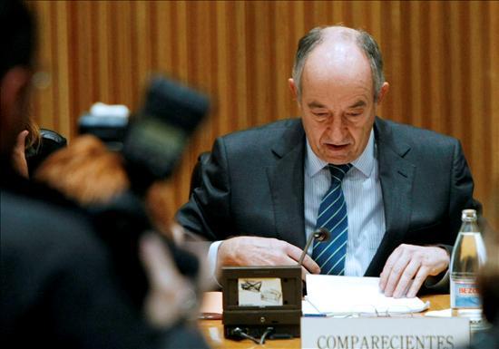 El gobernador del Banco de España advierte que el sistema financiero español no es inmune a la crisis (Efe)