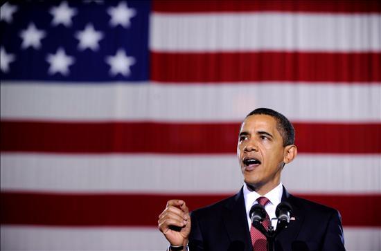 El presidente de Estados Unidos, Barack Obama. (EFE)
