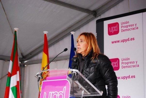 Entrevista a Lydia Brancas - UPyD