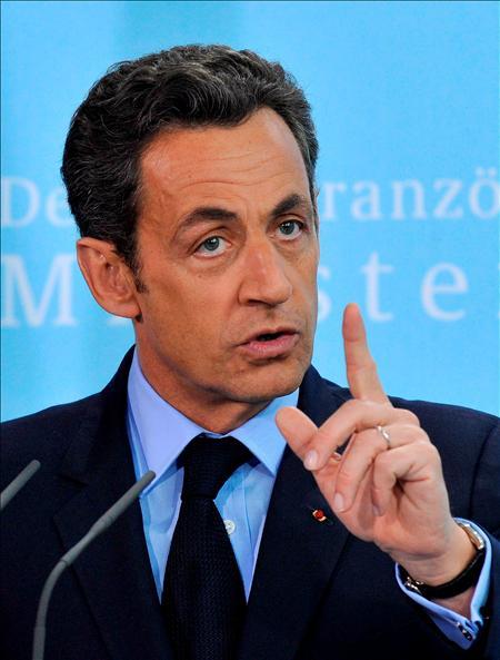 Nicolás Sarkozy nunca ocultó su vocación atlantista, incluso en la época en la que Chirac colocó a Francia como concubina de Alemania para enfrentarse al nuevo orden mundial de Bush.(EFE)