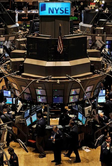 Un nuevo plan de estímulo, valorado en 1,15 billones de dólares, acaba de ser aprobado para tratar de reflotar la economía norteamericana (Efe)
