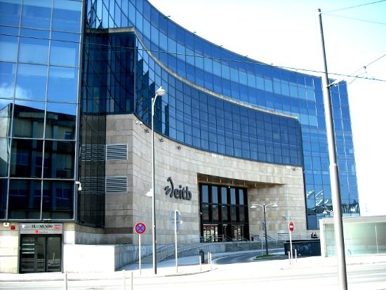 Sede de EiTB de Bilbao
