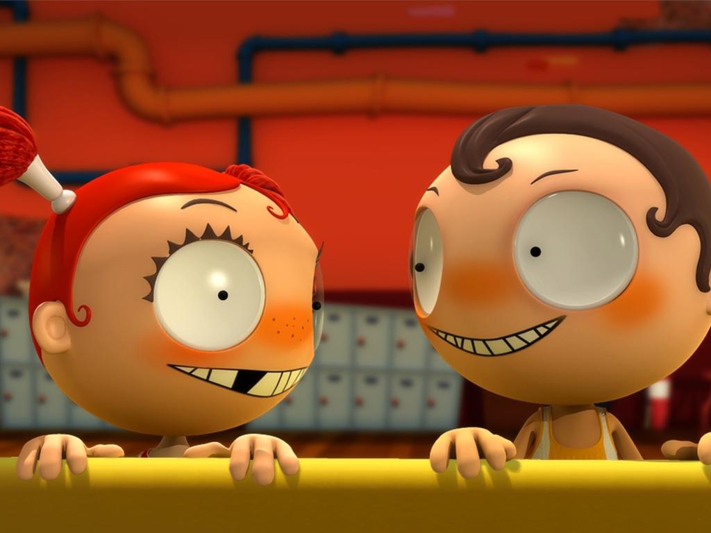 Animación española en la BBC