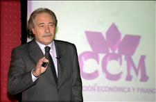 Juan Pedro Hernández Moltó, ex presidente de CCm (Foto. EFE)