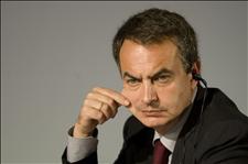 """(EFE) El descrédito de Zapatero alcanza cotas históricas según las encuestas publicadas por """"Publico"""" y """"La Razón"""""""