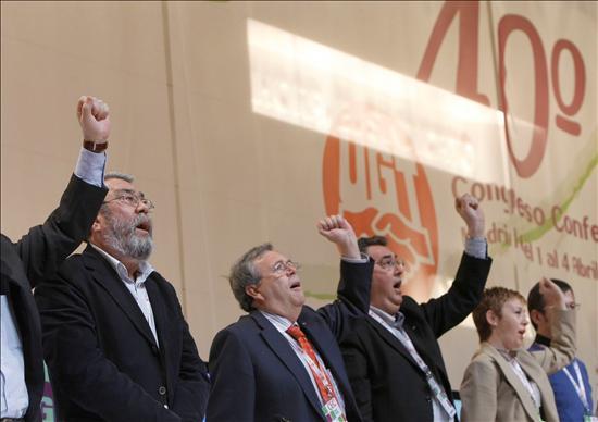 (EFE) ¿Para qué ha servido el Congreso de UGT si sus dirigentes siguen plegándose, como en Ford, al chantaje de las multinacionales?