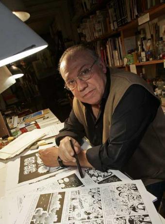 Carlos Giménez, la honestidad en viñetas
