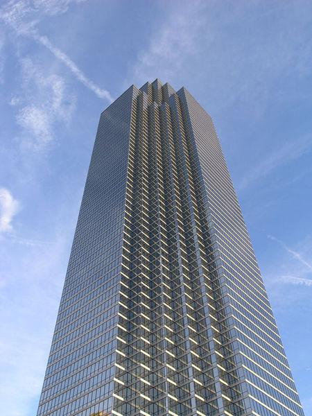 Sede del Bank of America en Dallas.