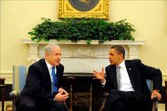 El presidente norteamericano y el israelí mantuvieron un intercambio de opiniones totalmente estéril. Uno habló de Estado palestino, el otro de Irán. Uno habló de Altos del Golán, el otro de seguridad. Uno de asentamientos en Cisjordania, el otro de cohetes desde Gaza. EFE