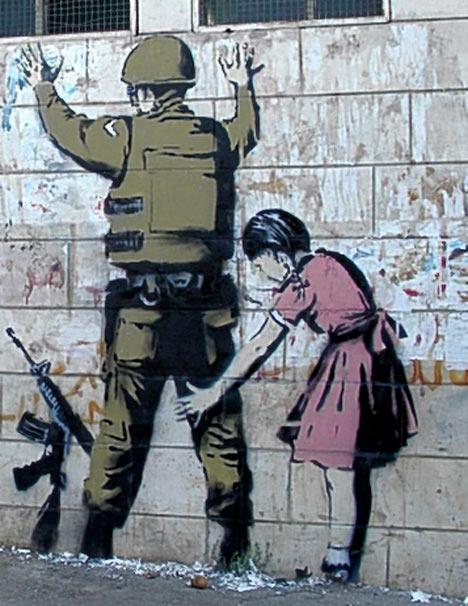 Banksy y la exposición misteriosa