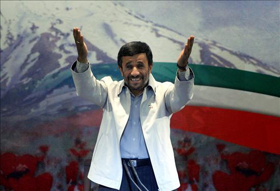 El presidente de Irán, Mahmud Ahmadinejad. EFE
