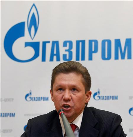 (Efe) El presidente de la rusa Gazprom, Alexéi Miller