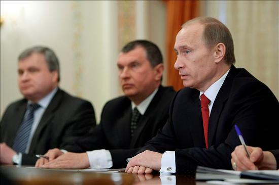 Rusia y la UE negocian,mientras Europa se congela