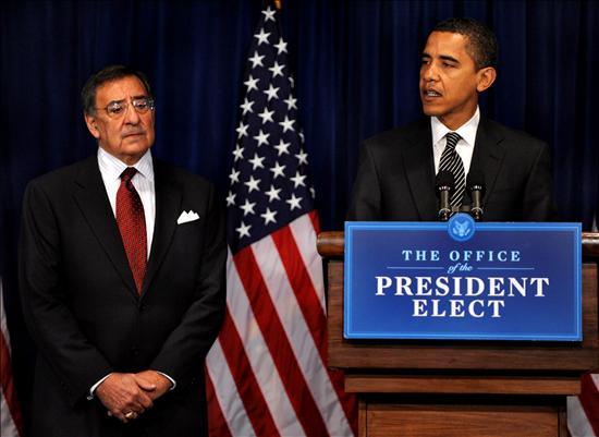 (Efe) Barack Obama anunciando el nombramiento de León Panetta como nuevo director de la CIA
