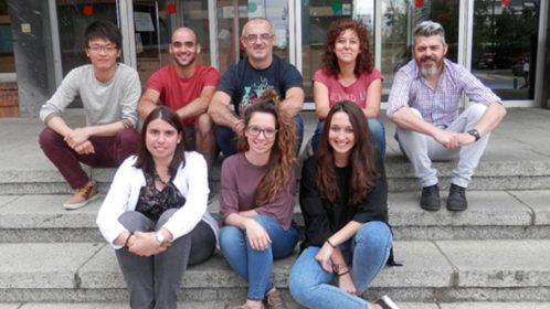 Miembros de la investigación del Instituto de Salud Carlos III de Madrid.