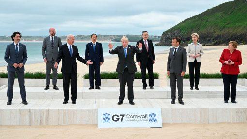 Cumbre G7 2021